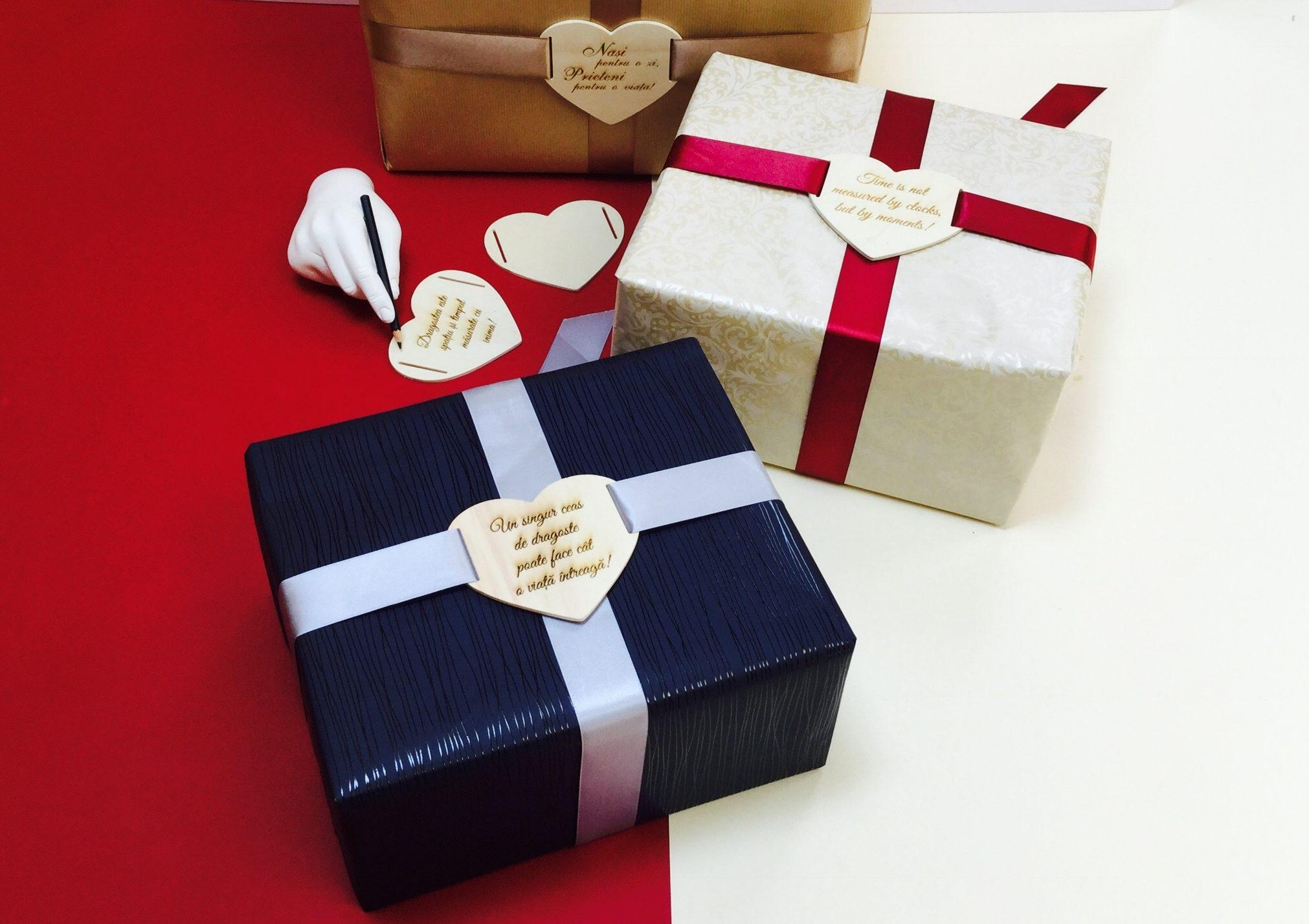 Idei de cadouri inedite. Pentru miri fericiti si pentru nunti de poveste