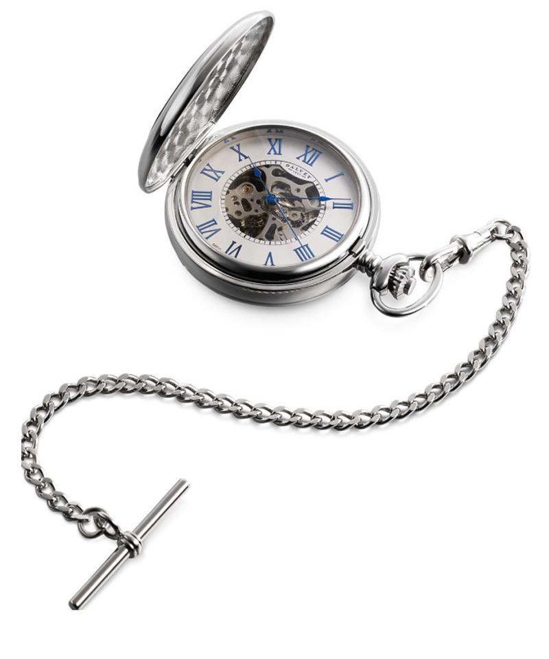 ceas de buzunar cu lant