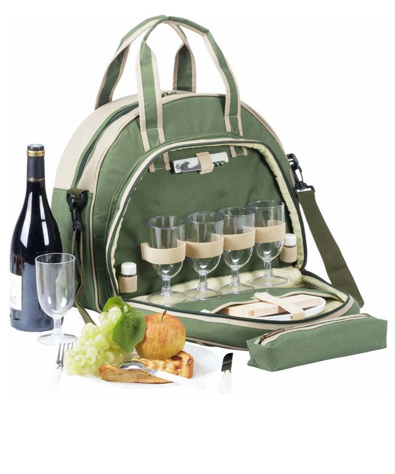 geanta picnic 4 persoane