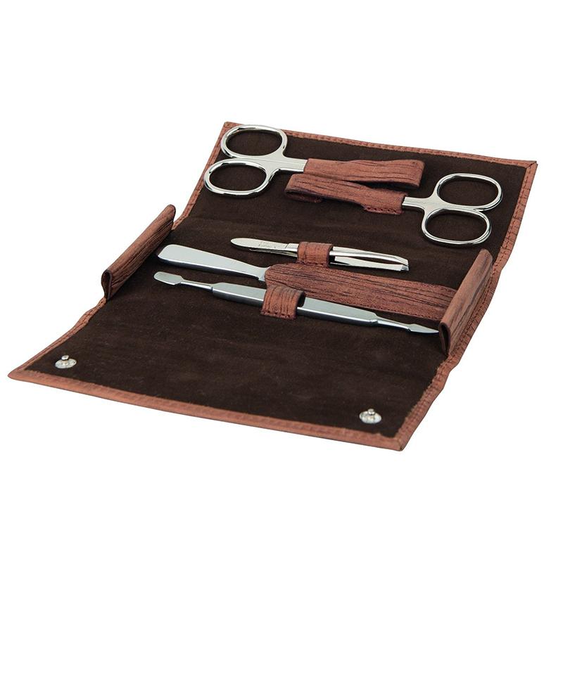 Set manichiura Wood Touch - Erbe Solingen