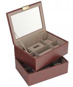 cutie 16 ceasuri cu capac