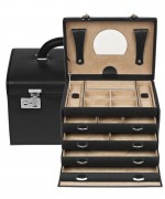 caseta bijuterii cu sertare
