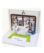 felicitare 3D casa noua