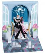 felicitare 3D romantica