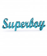 Mesaj decorativ - Superboy