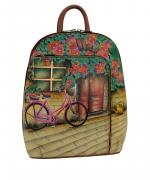 Rucsac Vintage Bike, din piele naturala - Anuschka
