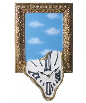 ceas perete tablou