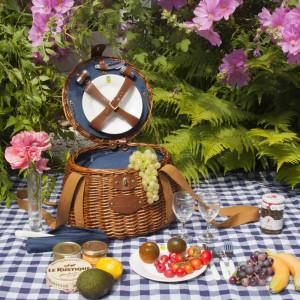 cos picnic 2 persoane