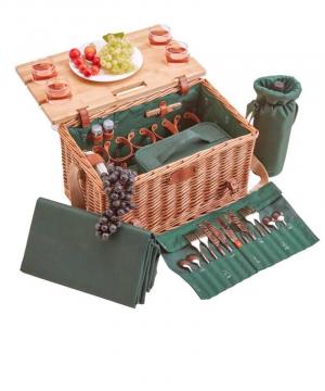 cos picnic cu masuta