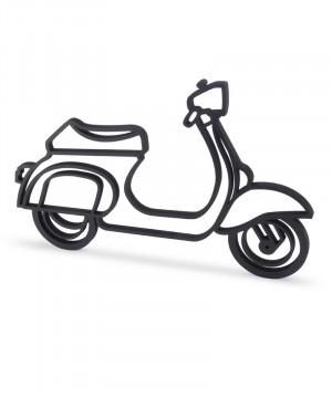 figurine scooter