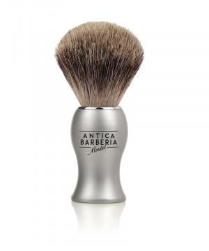 Pamatuf de barbierit cu par de bursuc, Fine Badger - Antica Barberia