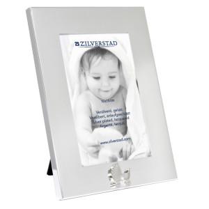 rama foto argintata copii