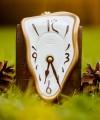 ceas de birou vintage