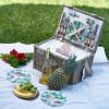 cos picnic 4 persoane