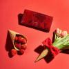 portofel piele dama rosu
