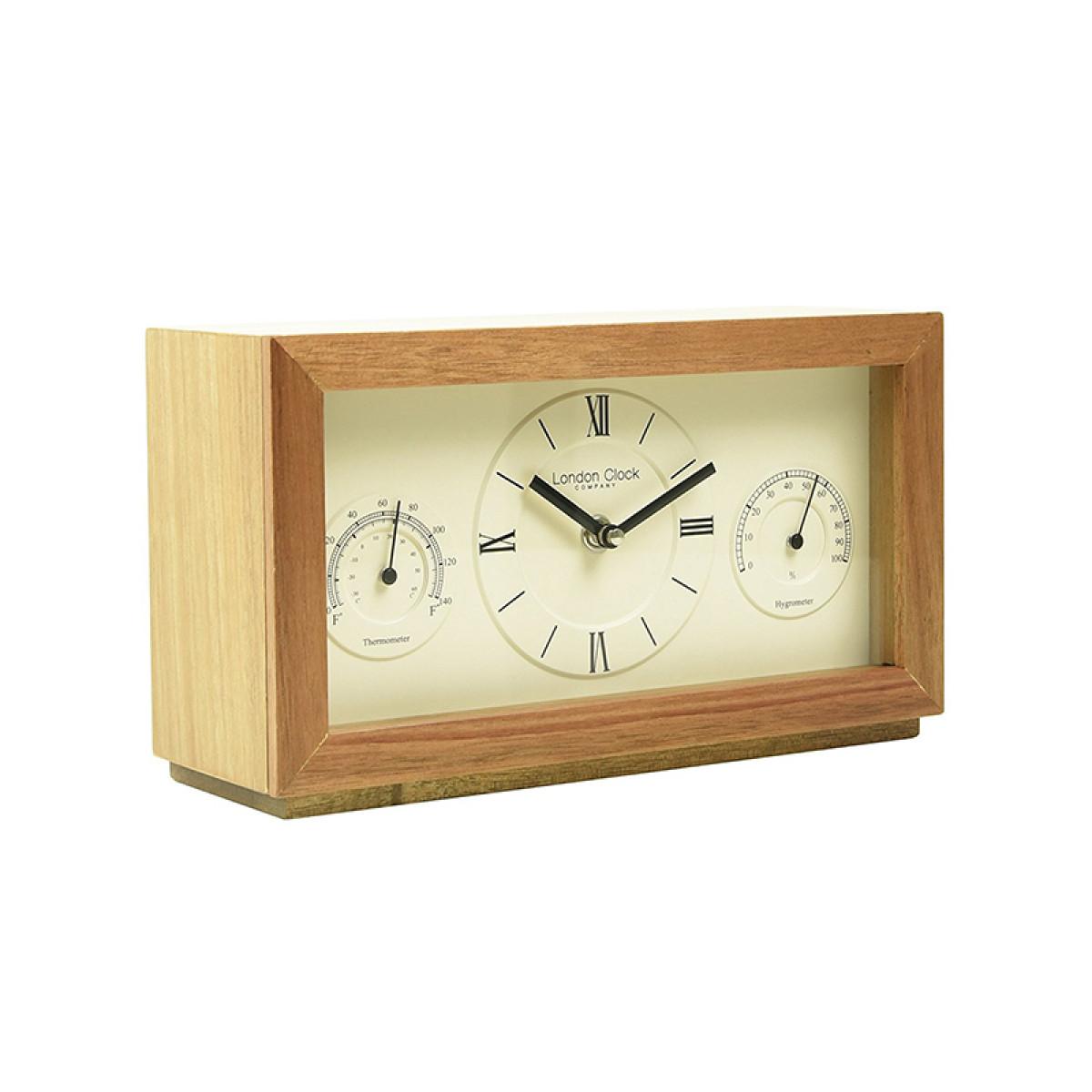 ceas de birou cu termometru