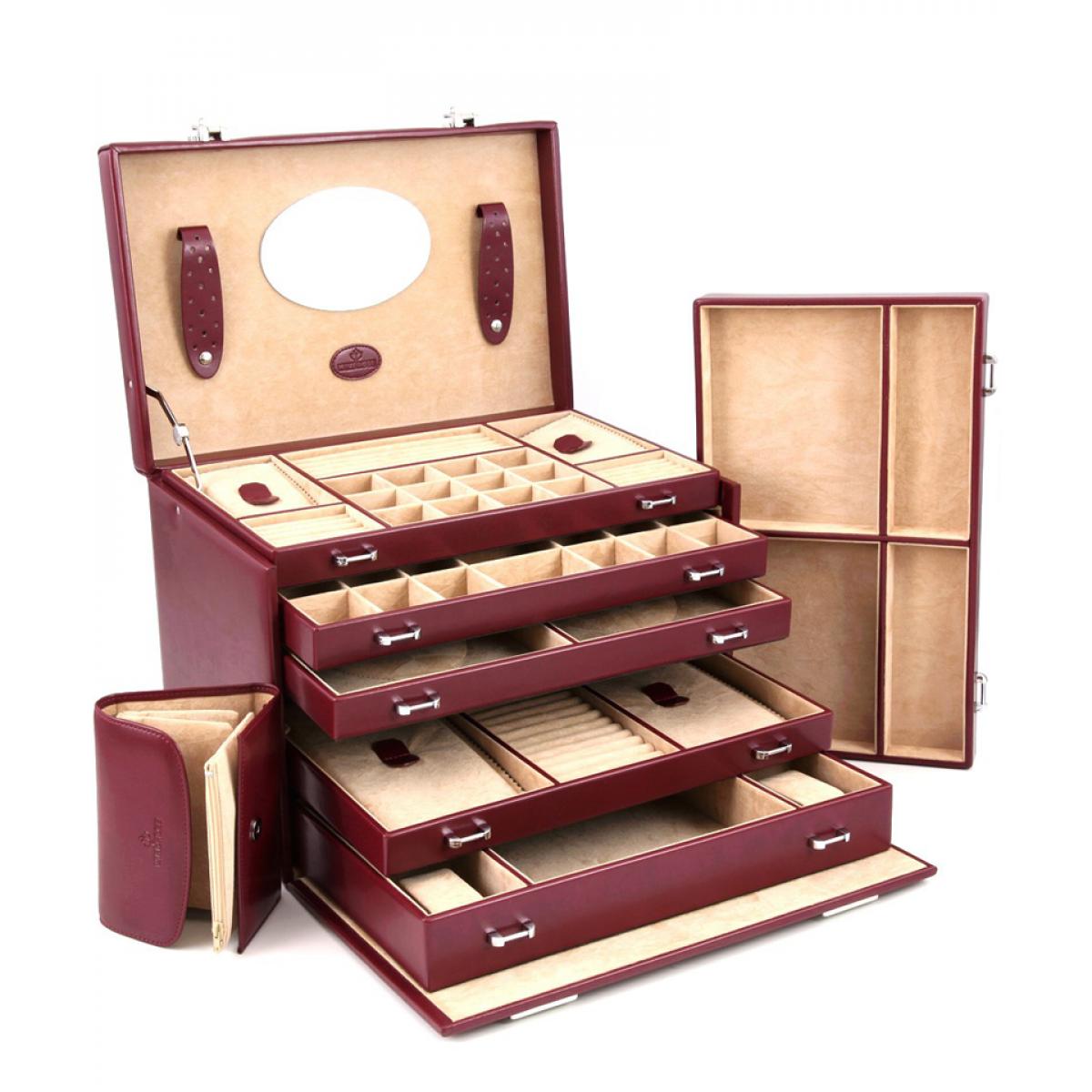 cutie bijuterii si ceasuri