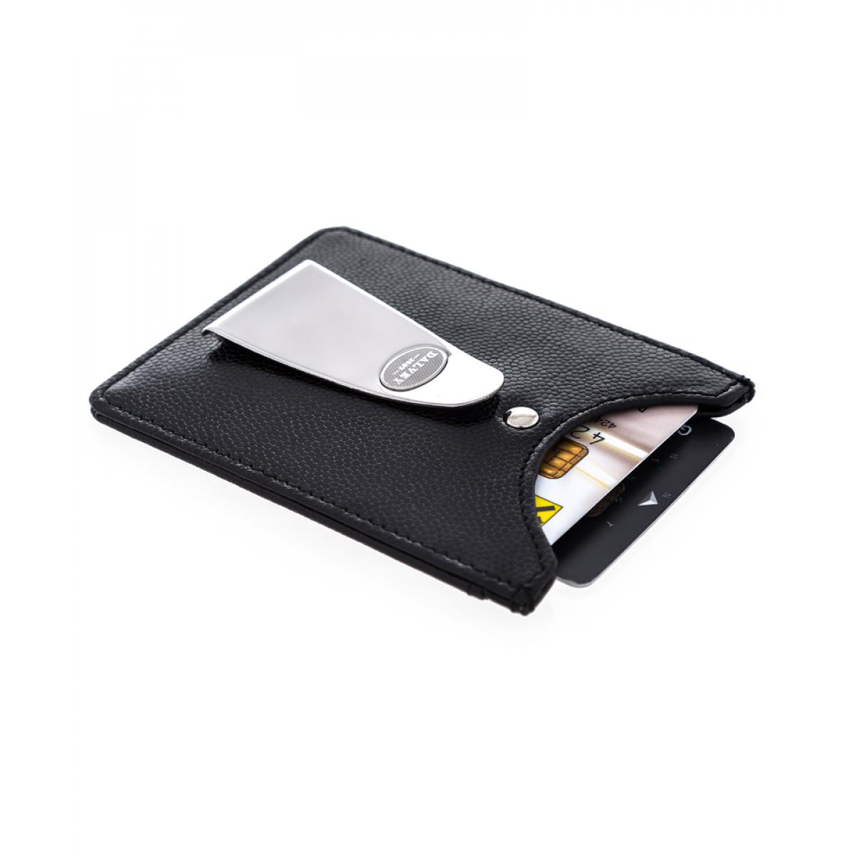 portofel cu clips pentru bani