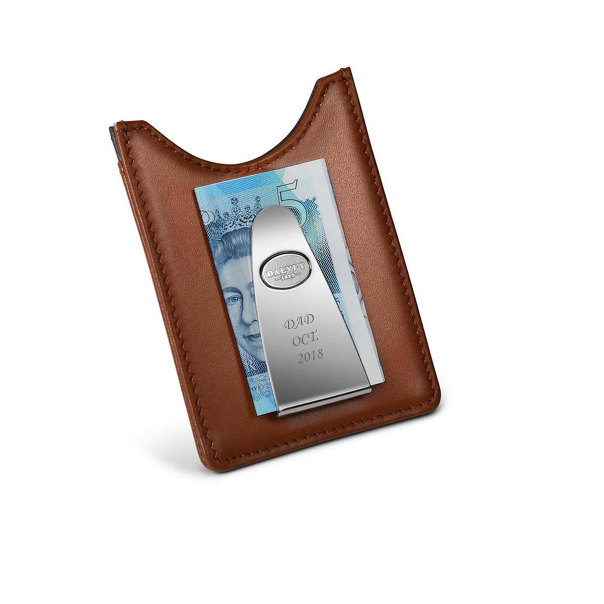 portcard cu clips personalizat