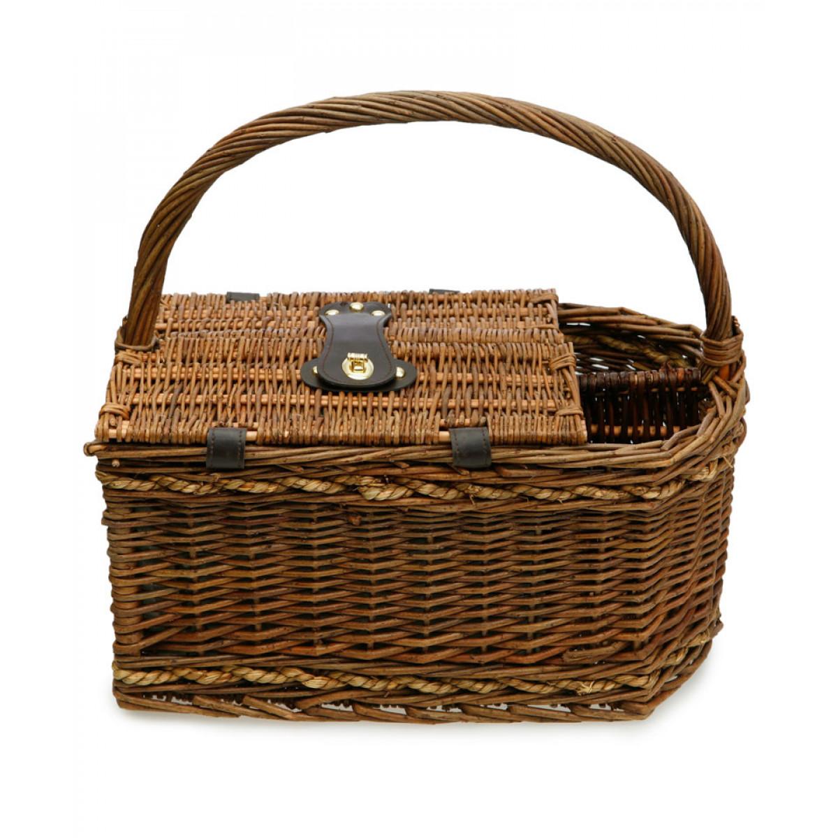 cos picnic frumos