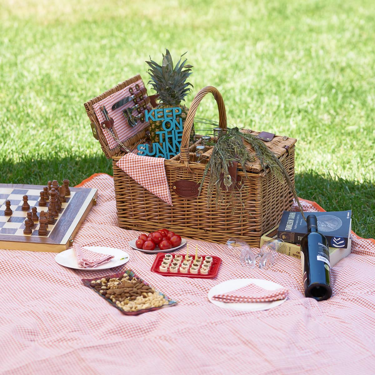 cos si patura picnic