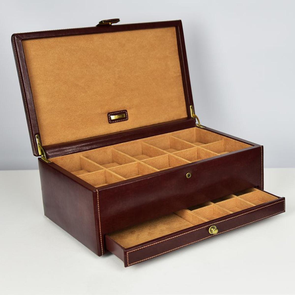 cutie ceasuri lux