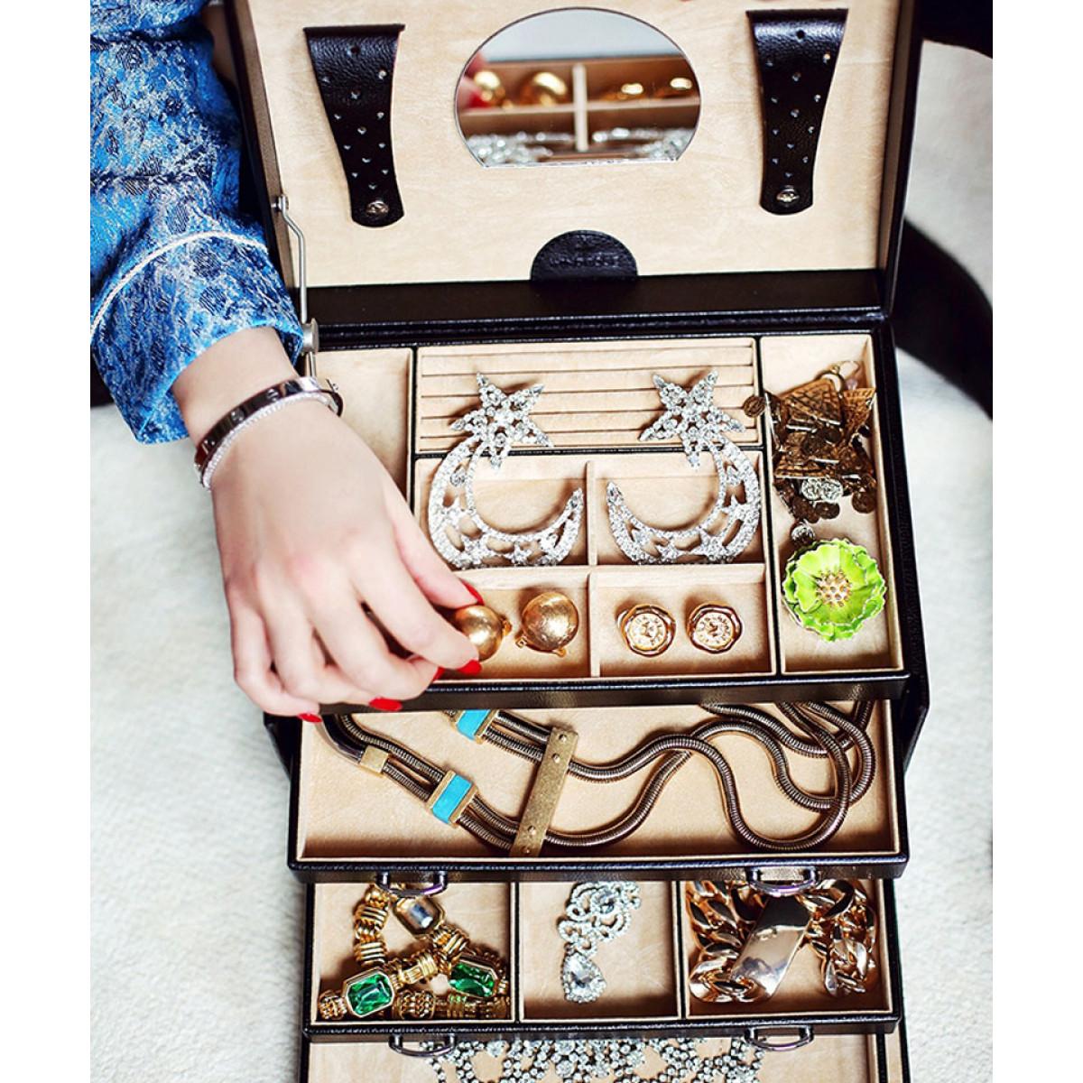 cutie bijuterii mare