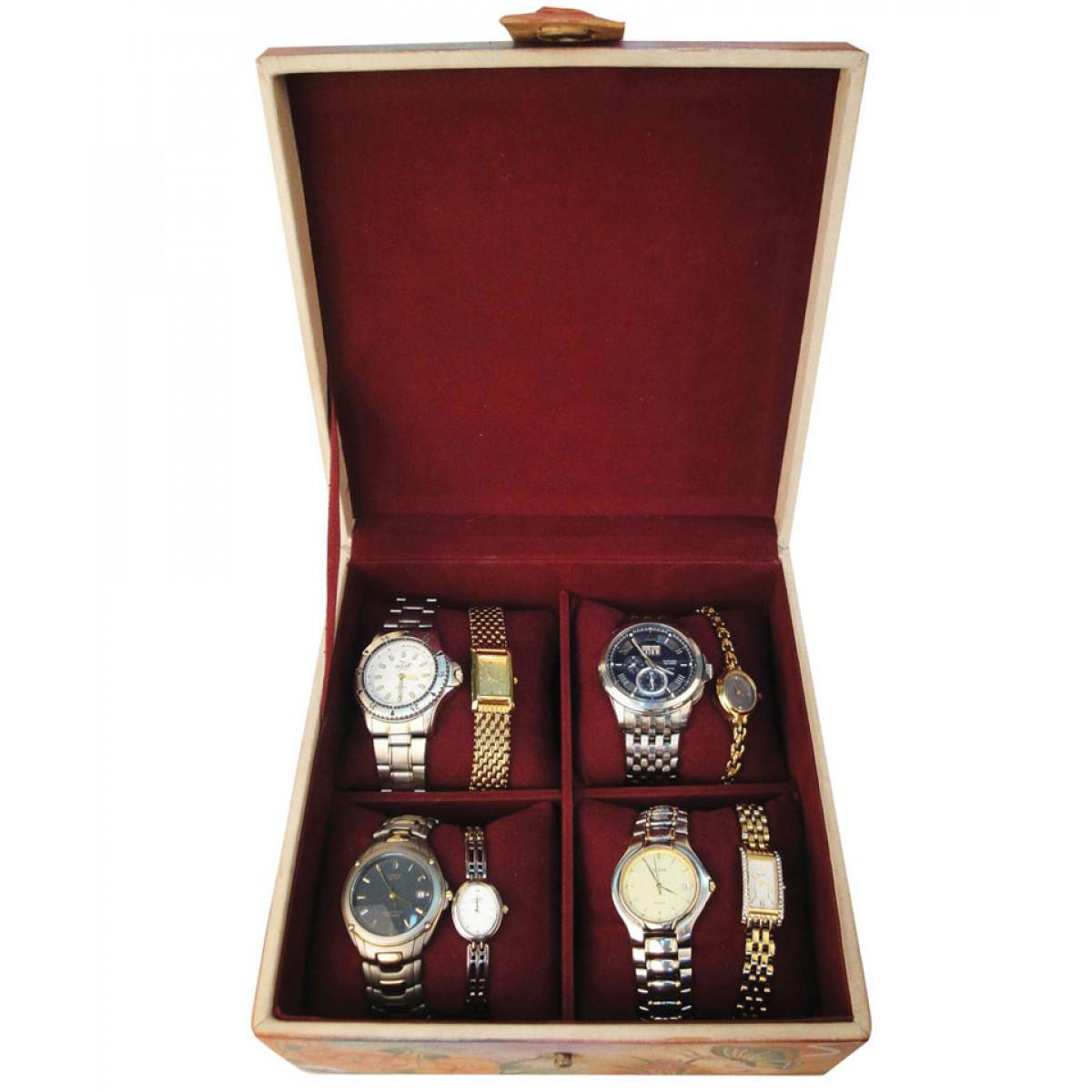 Cutie ceasuri femei
