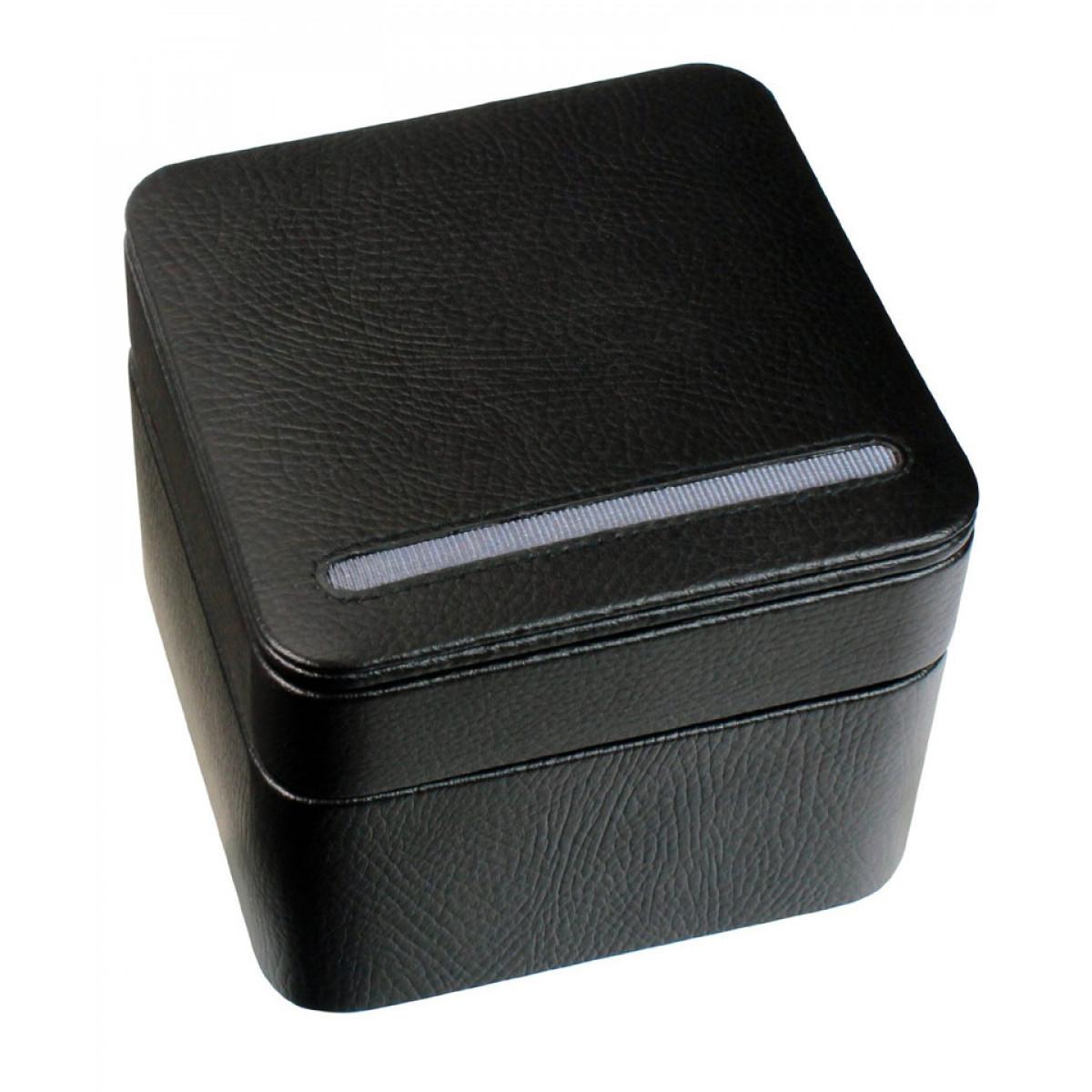 cutie ceasuri piele