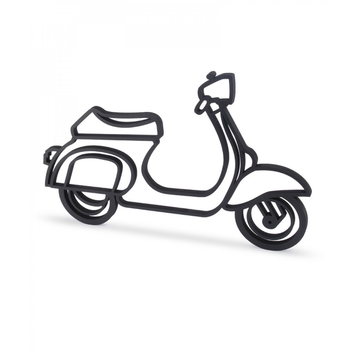 figurine scooter