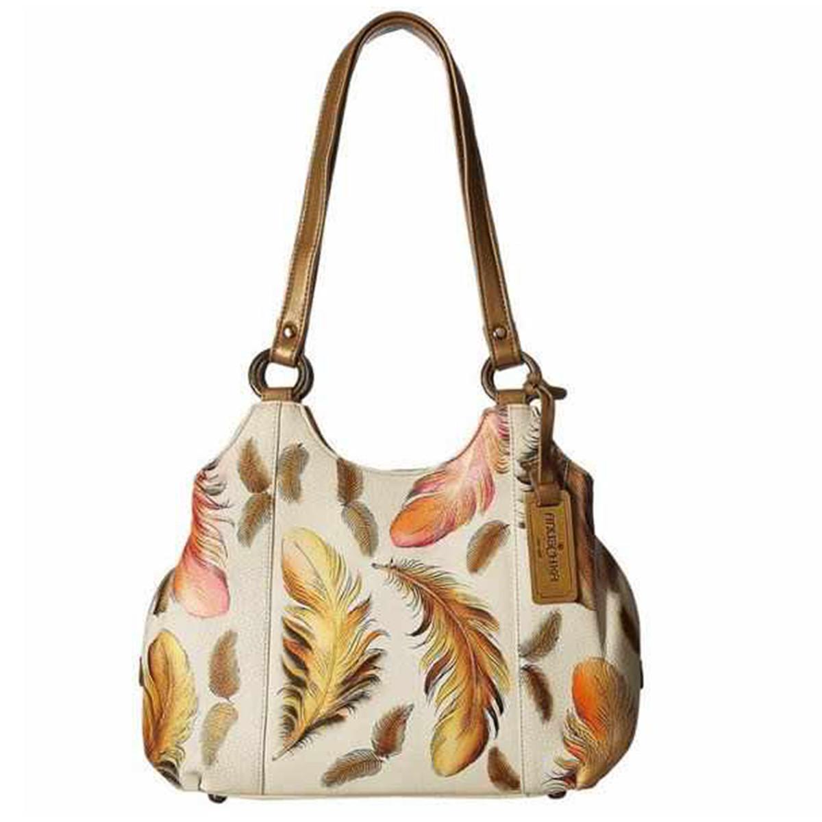 geanta dama din piele naturala
