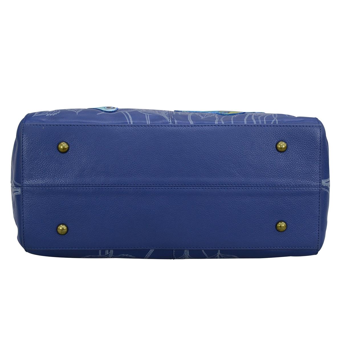 geanta din piele
