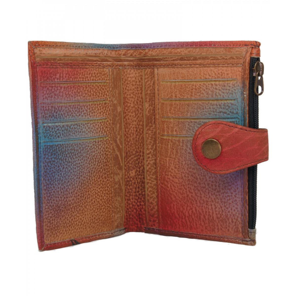portofel compartimentat
