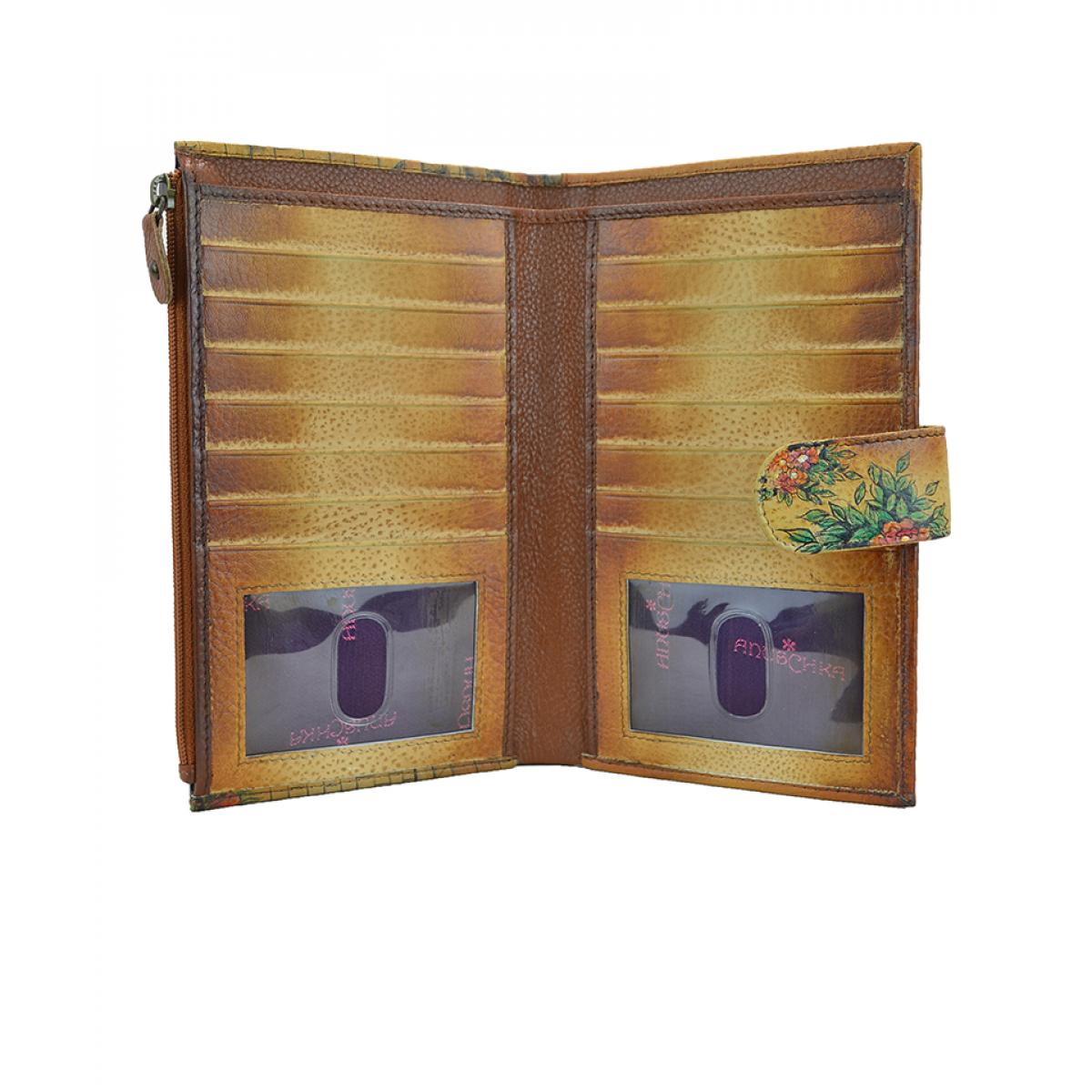 portofel plic compartimentat