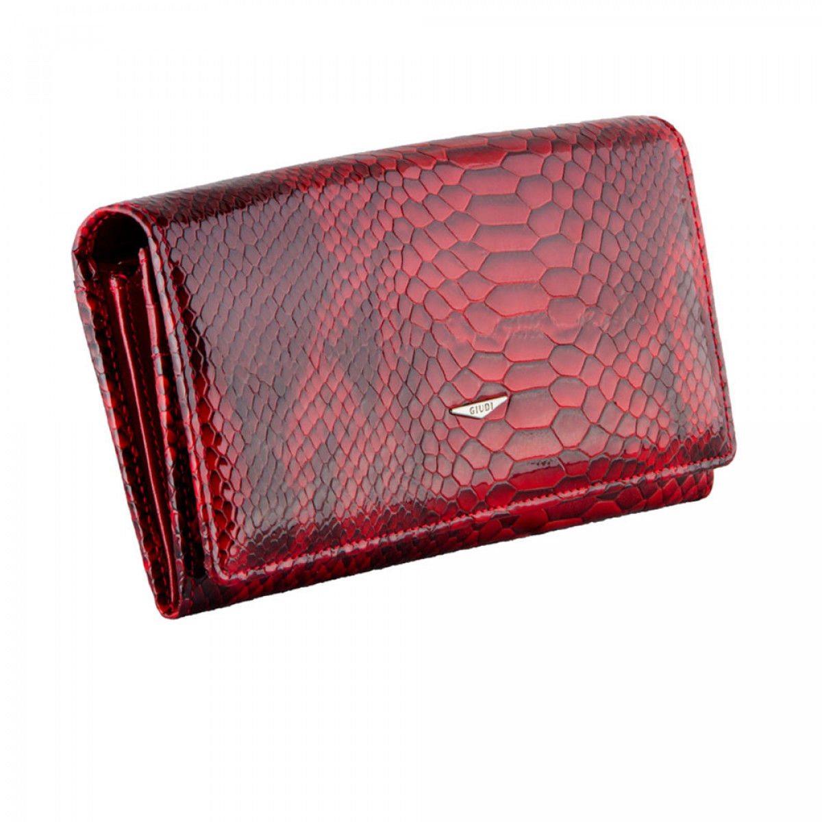 portofele dama piele rosu