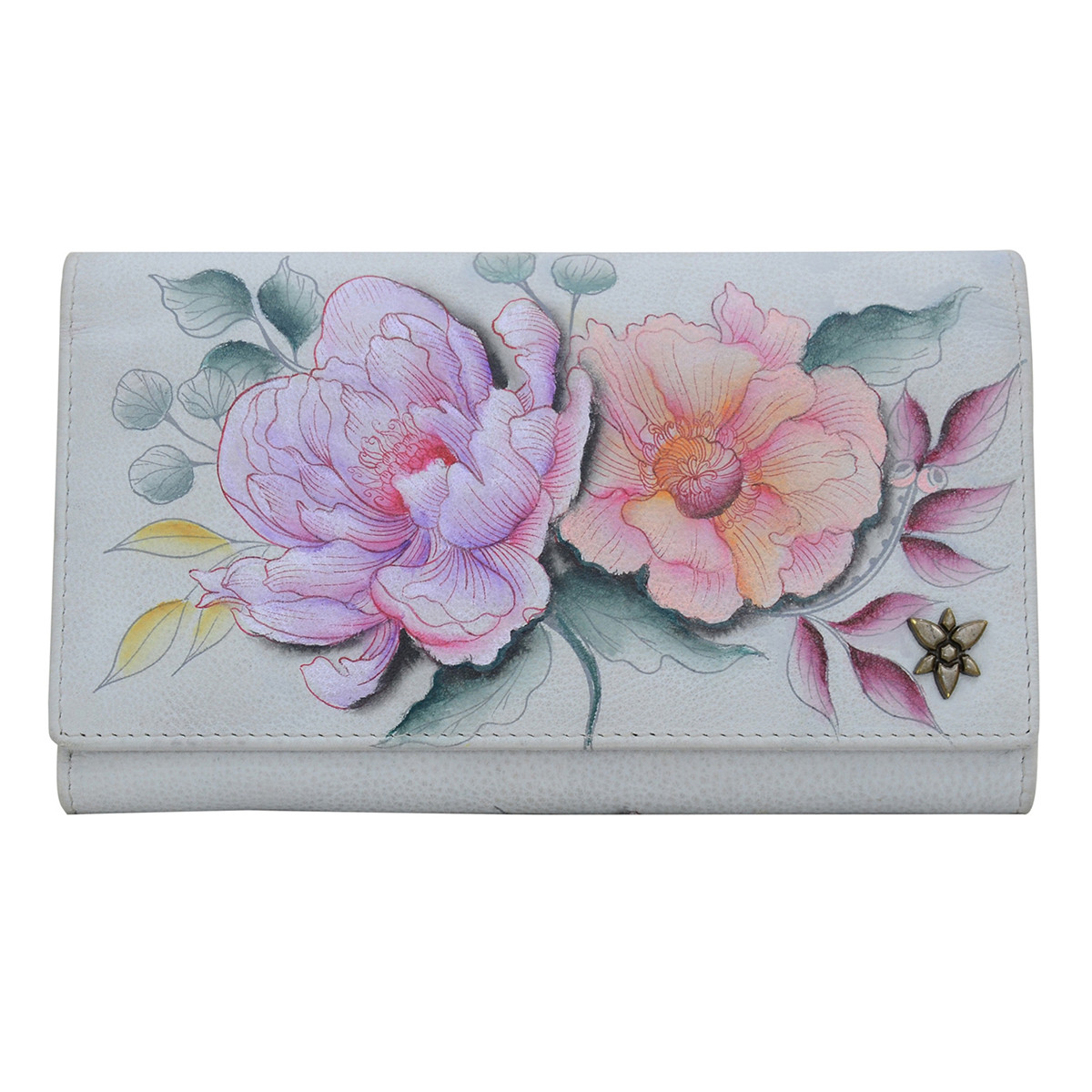 portofele dama pictate manual