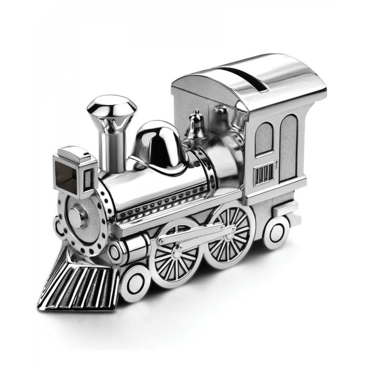 pusculita argintata locomotiva