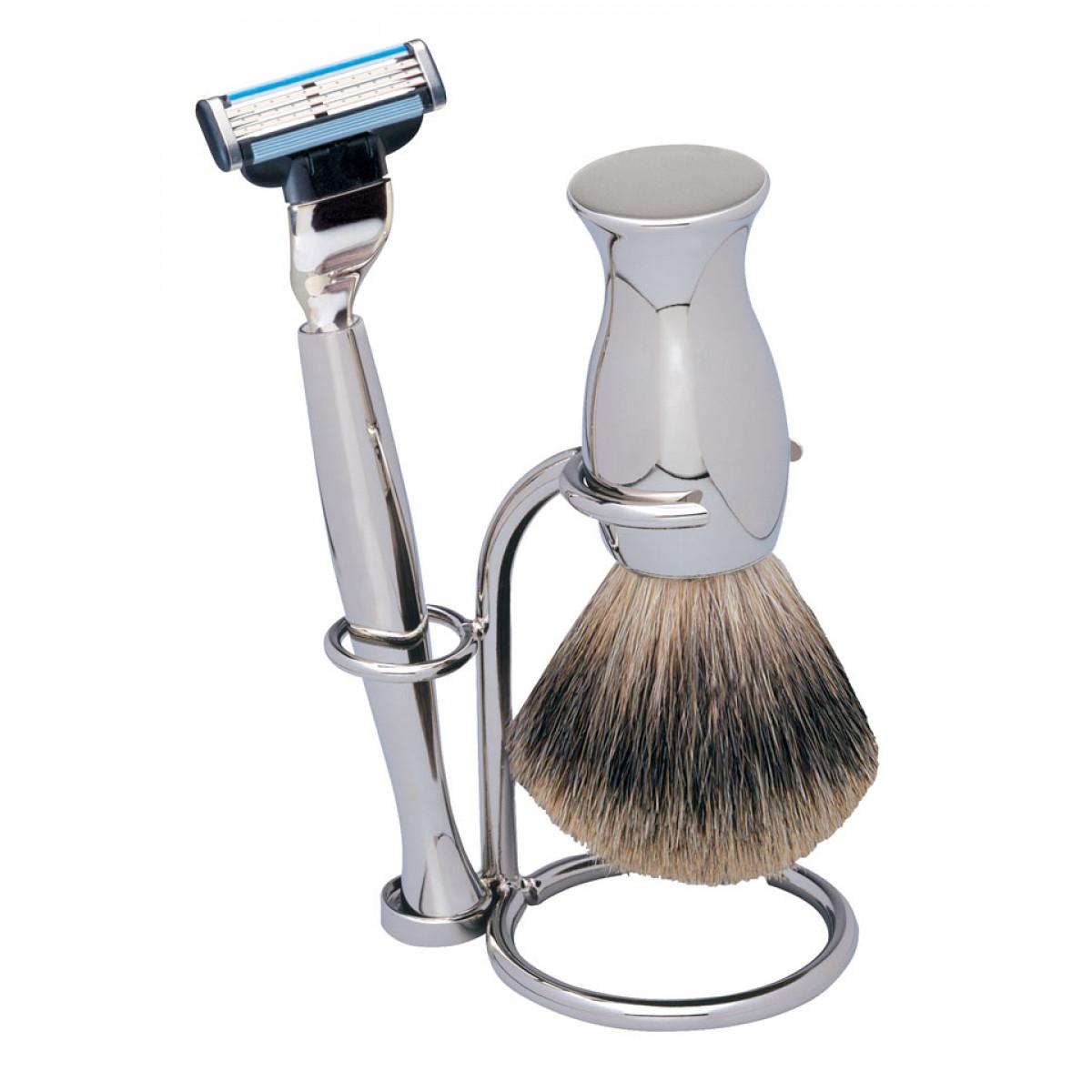 set barbierit metalic