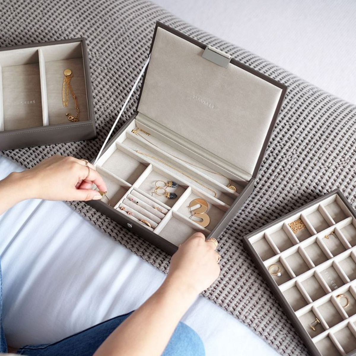casete pentru bijuterii