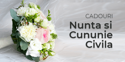 Cadouri Nunta si Cununie Civila